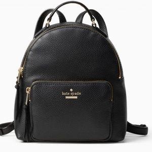 Kate Spade Jackson Street medium Backpack black